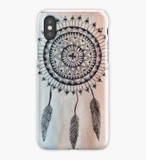 Dream Catcher Mandala iPhone Case/Skin