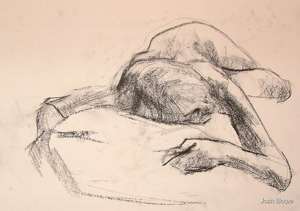 Laying Down 2 by Josh Bowe