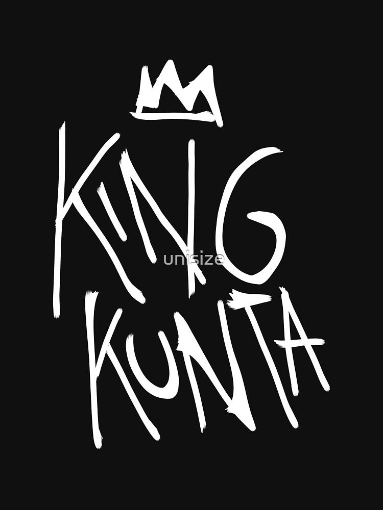 King Kunta Tee White | Kendrick Lamar | Sweatshirt