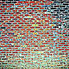 Brick Abstract by cjcphotography
