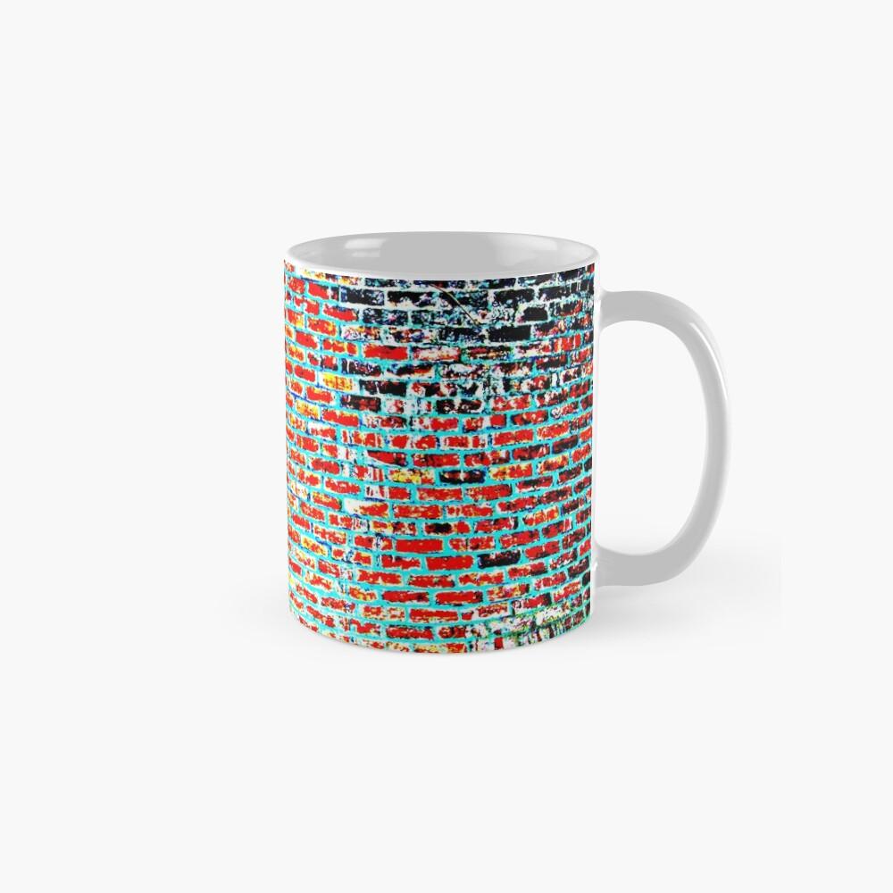 Ziegel abstrakt Tassen