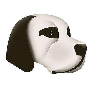 Dog by zaxart