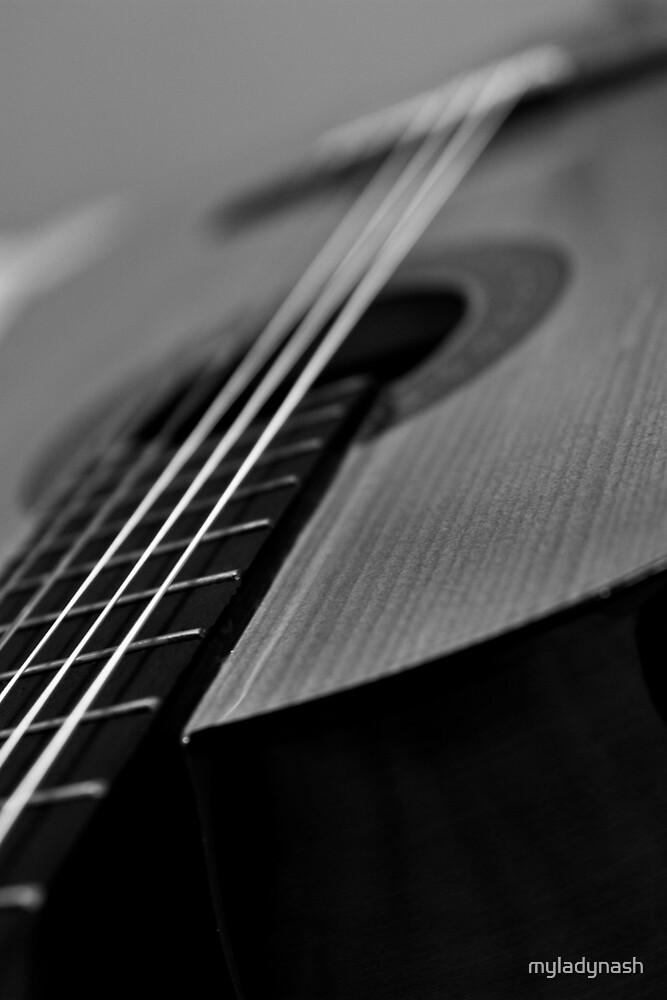 Guitar by myladynash