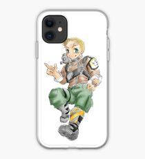 Axton iPhone Case