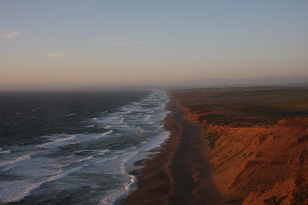 Sunset in Northern California by Davidjohns