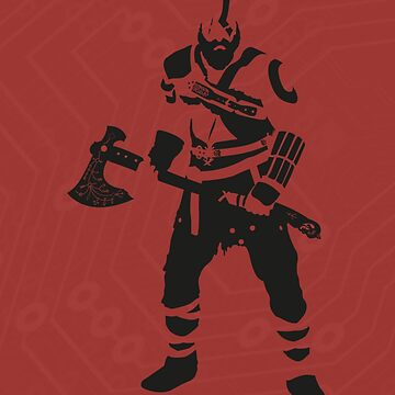 Kratos by the-minimalist