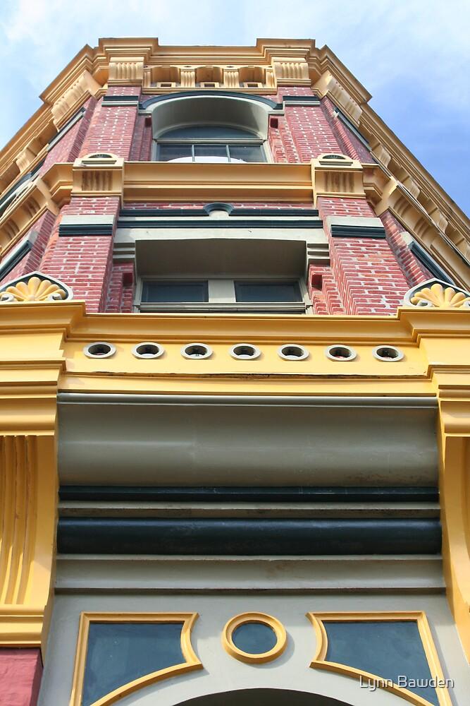 """""""Historic Building"""" by Lynn Bawden"""