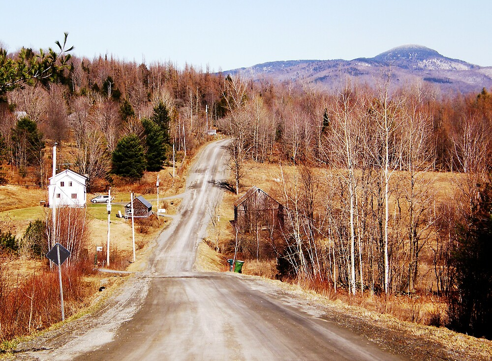That Country Road by marchello
