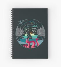 Old Tales Spiral Notebook