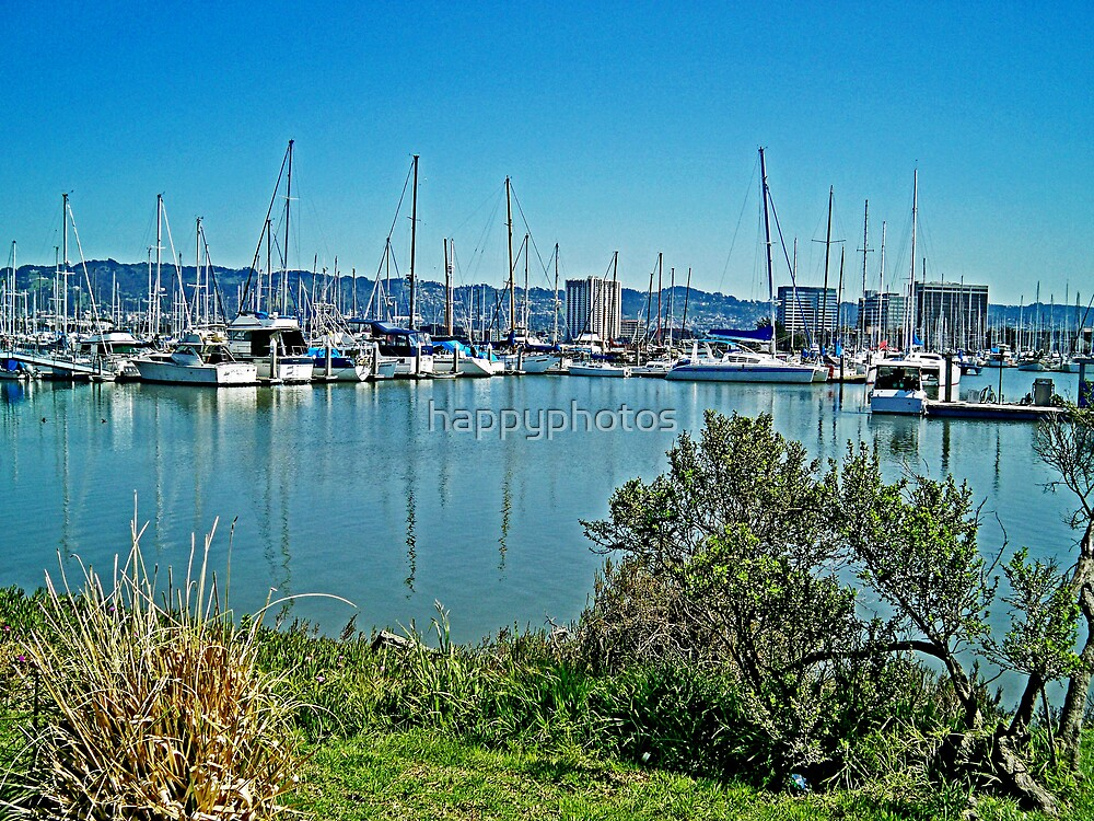 CA marina by happyphotos