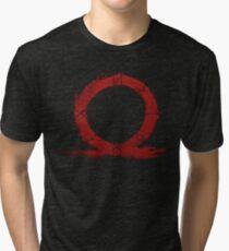god of war Tri-blend T-Shirt