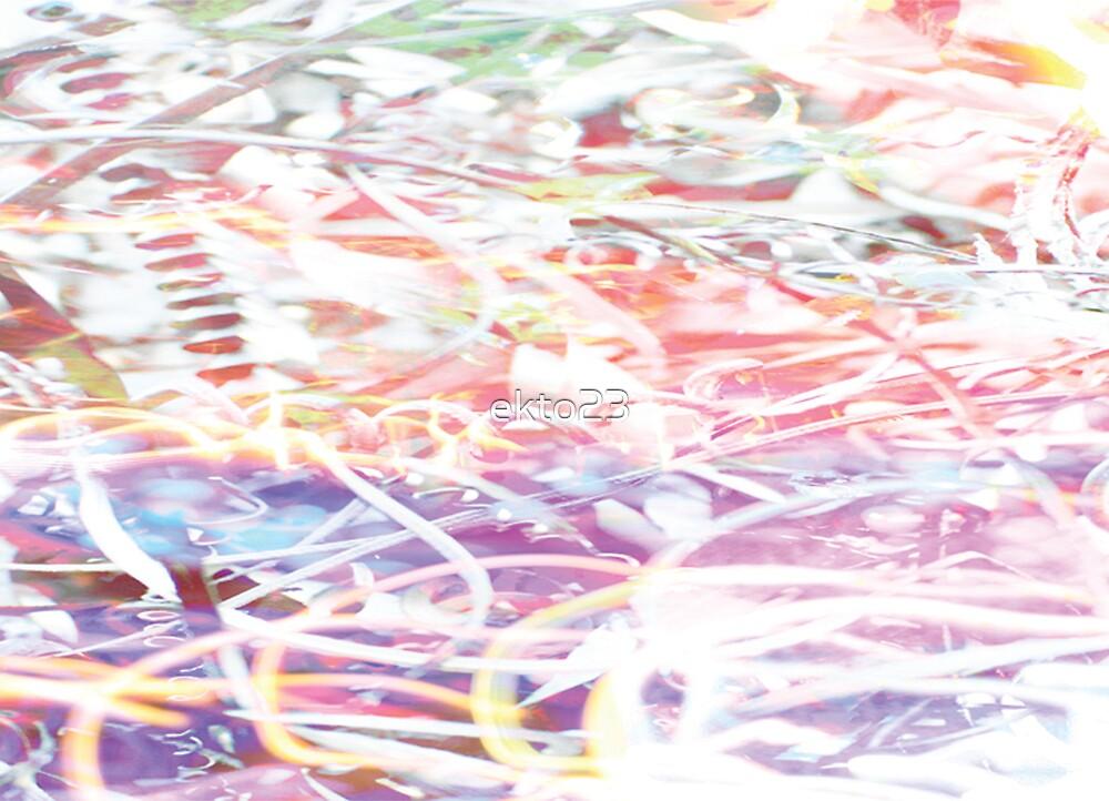 Rainbow Swarf by ekto23