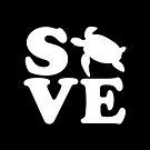 SAVE SEA TURTLES by jazzydevil