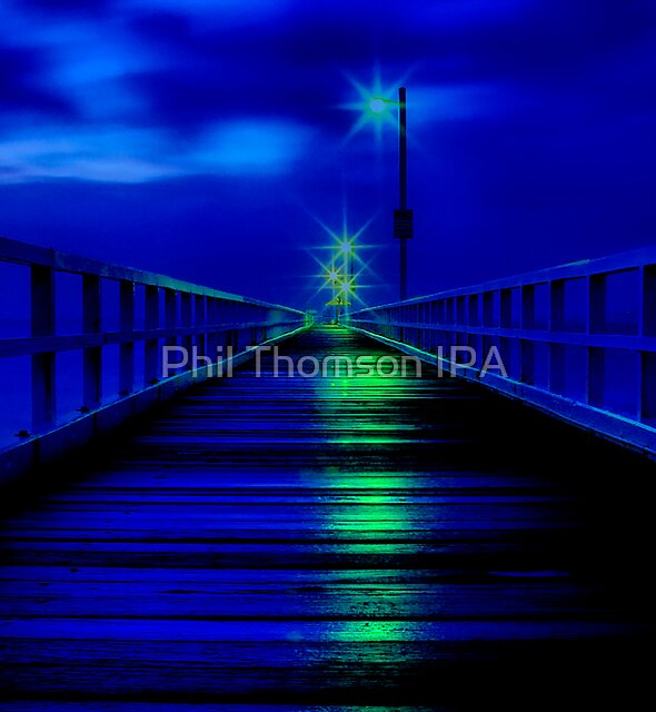 """Walk in The Light"" by Phil Thomson IPA"