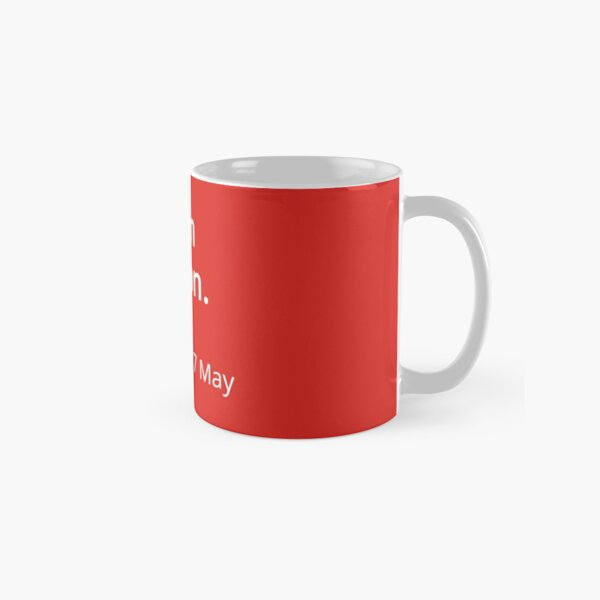 Controls on immigration: Labour tribute mug Classic Mug