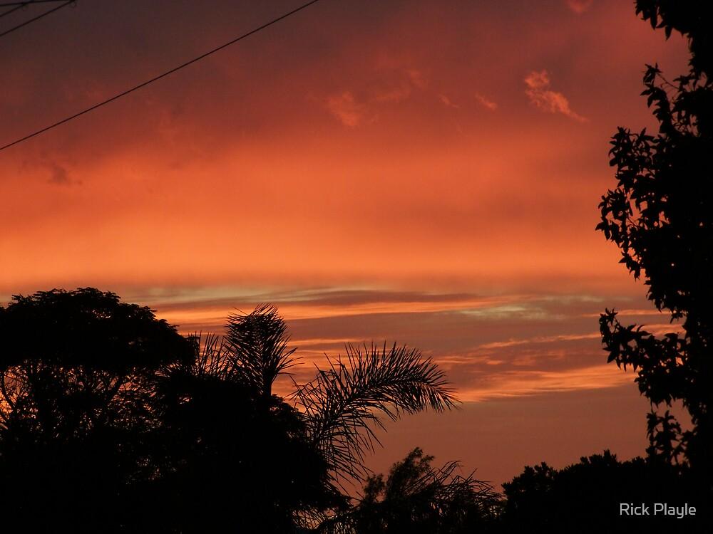 a west aussie sunrise by Rick Playle