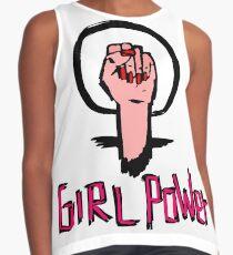 Girl Power Contrast Tank