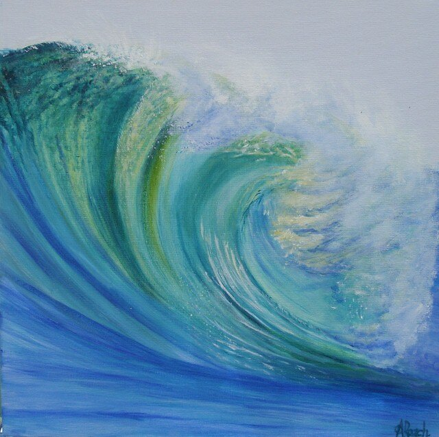 Wavelights by Mandy Roach