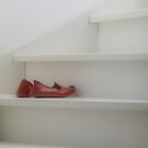 a Pair on the Stairs ... by BertaDrost