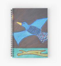 Duck! Spiral Notebook