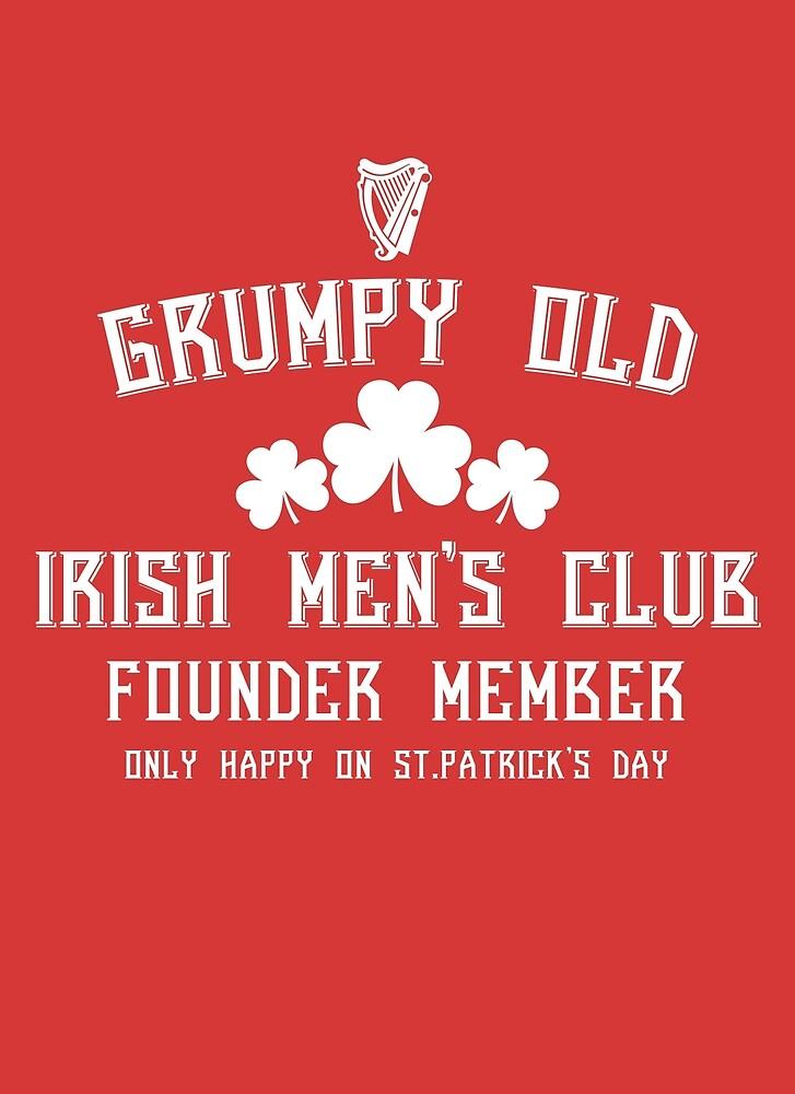 Grumpy old irish men club by redkent