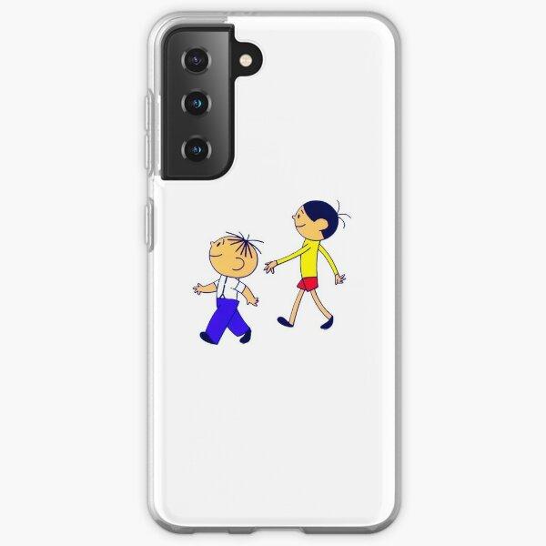 Bolek and Lolek Samsung Galaxy Soft Case