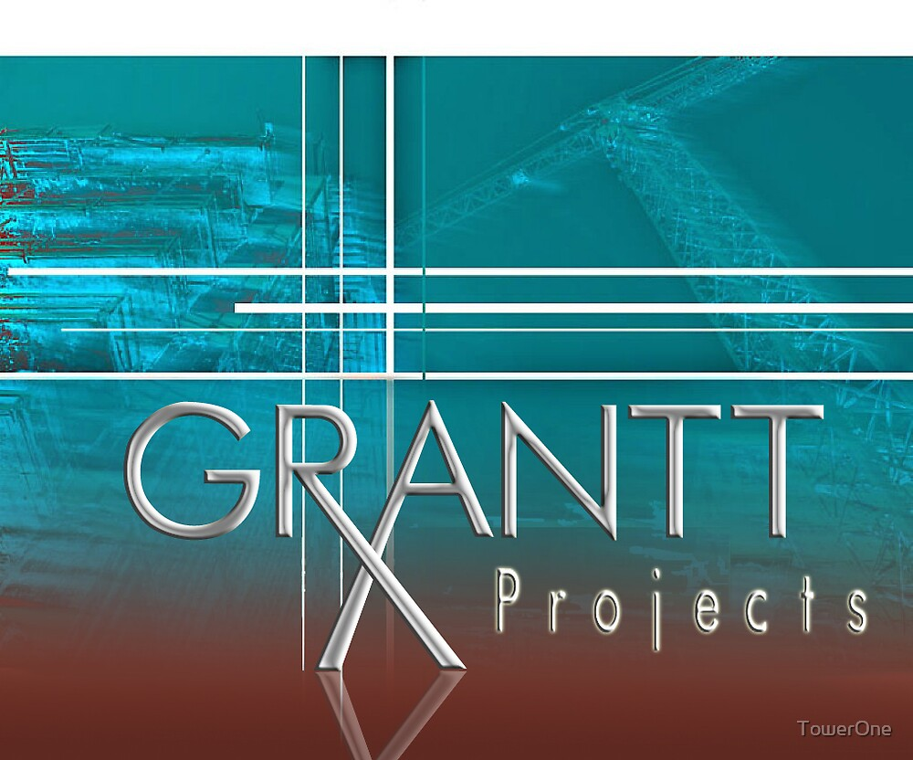 Grantt Version TWO 1of 3 variations by TowerOne