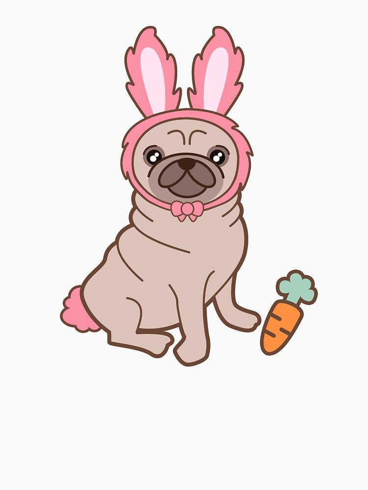 Pug Dibujos Kawaii Perrito Animales Wwwperfectoimagenescom