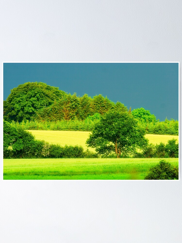Alternate view of Greener than green Poster