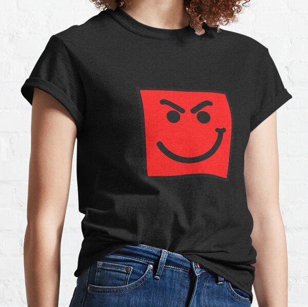 Smirk Face Bon Jovi T-shirt classique