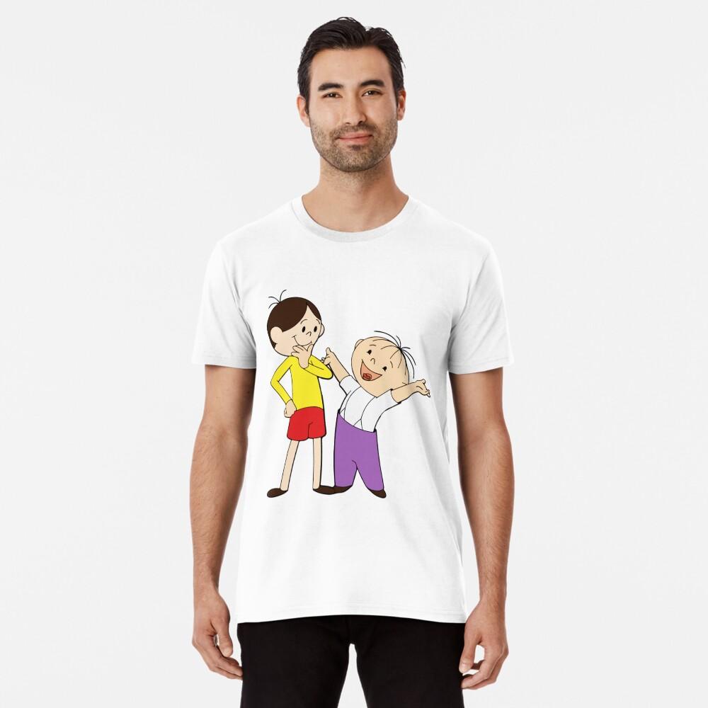 Bolek und Lolek Premium T-Shirt