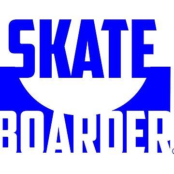 skate board by morney