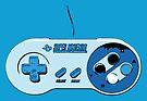 « Super Nintendo controller  » par E-Maniak