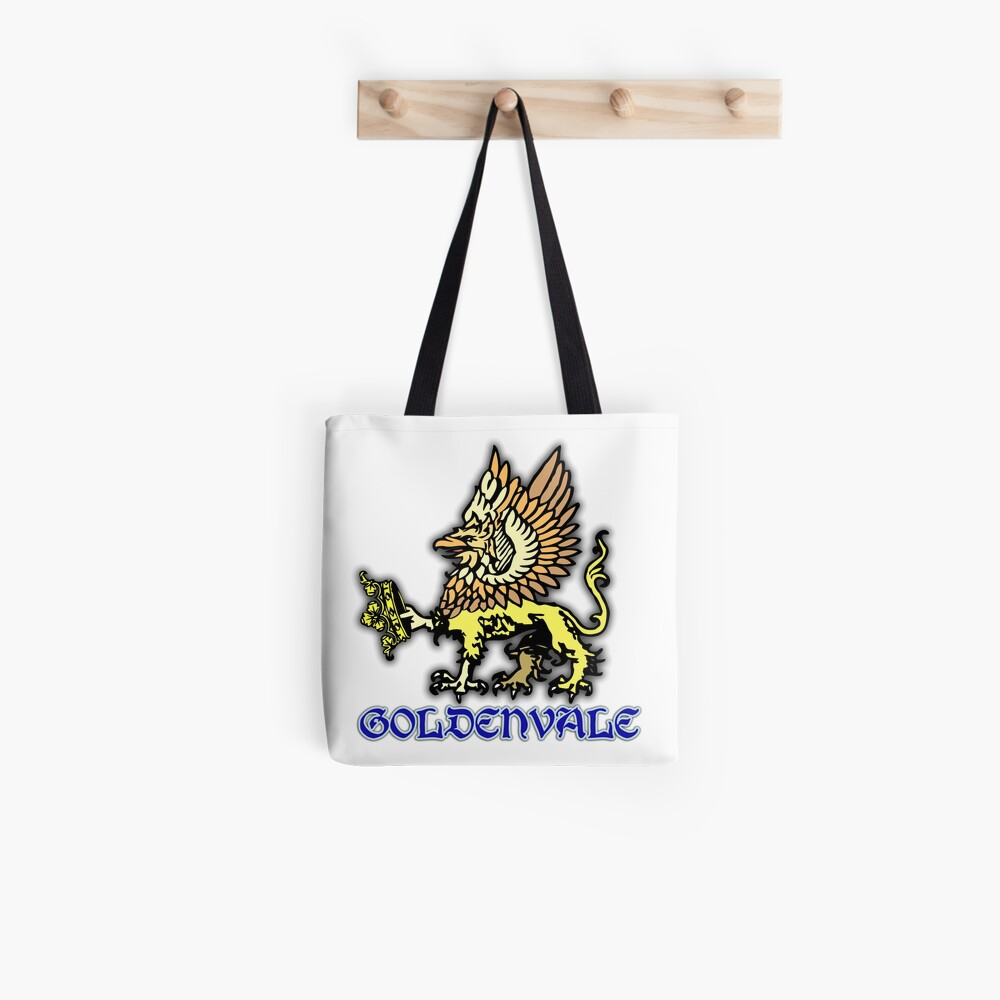 Goldenvale Pride Tote Bag
