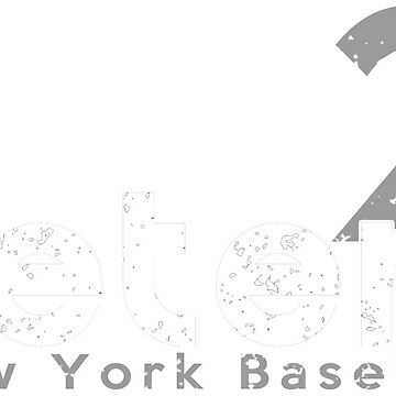Jeter #2 - New York Yankees by HomePlateCreate