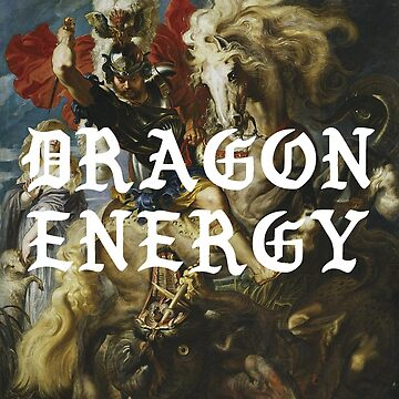 DRAGON ENERGY RUBENS by Barbzzm