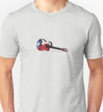 Texas Guitar Unisex T-Shirt