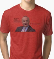 Creed - Worms Guy Tri-blend T-Shirt
