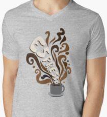 Espresso Men's V-Neck T-Shirt