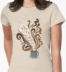 Espresso Women's Fitted T-Shirt