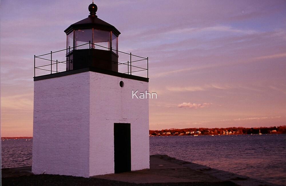 Derby Wharf Light by Kahn
