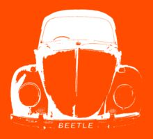 VW Beetle Shirt - White