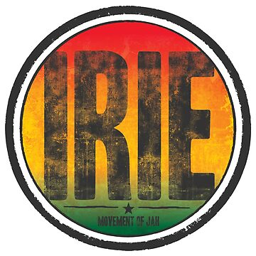 irie - movement of jah von Periartwork