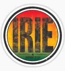 irie - movement of jah Sticker
