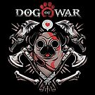 Dog of War by Ilustrata Design