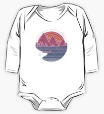 The Mountains Are Calling One Piece - Long Sleeve