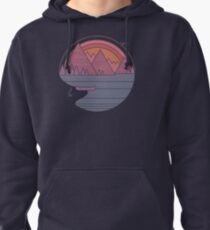 The Mountains Are Calling Pullover Hoodie