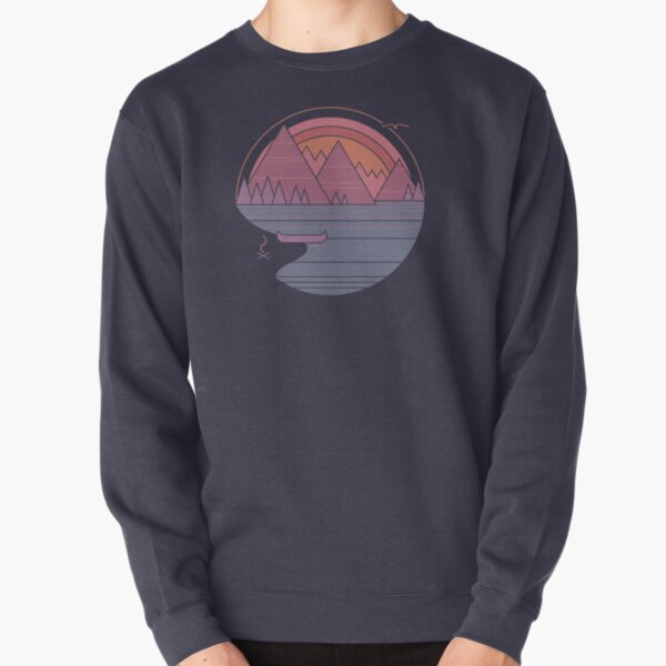 The Mountains Are Calling Pullover Sweatshirt