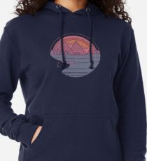 The Mountains Are Calling Lightweight Hoodie