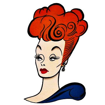 Lucille Ball Profile by GSunrise